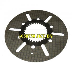 1058750 Тормозной диск