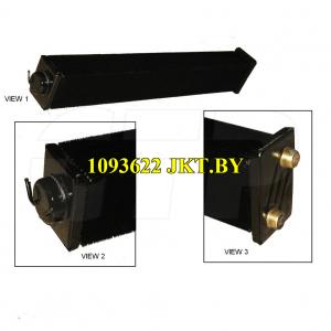 1093622 Радиатор охлаждения двигателя Folded Core Radiators