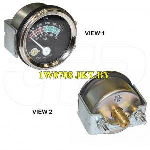 1W0708 Механический индикатор давления